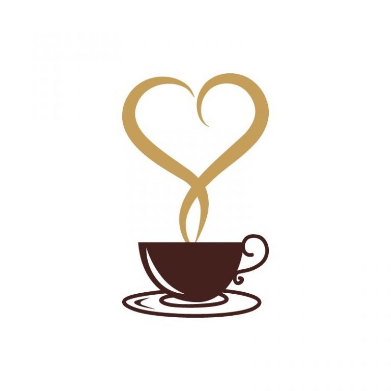 768x768 Steaming Coffee Cup Clip Art N1219626