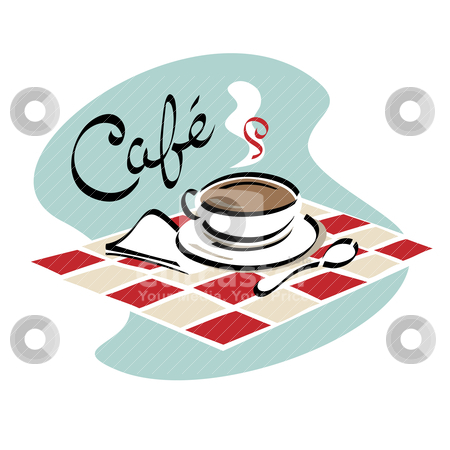 450x450 Coffee Cafe Stock Vector Clipart Coffee Ready World