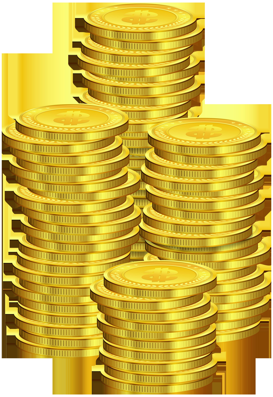 4130x6000 Coins Png Clip Art