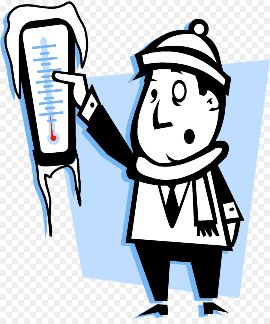 900x1080 Weather Forecasting Cold Wind Chill Clip Art