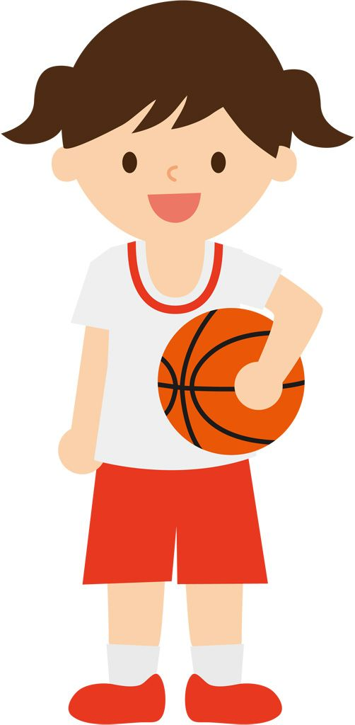 College Basketball Clipart