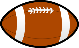 300x182 Football Clipart Free Clip Art Images Image 3
