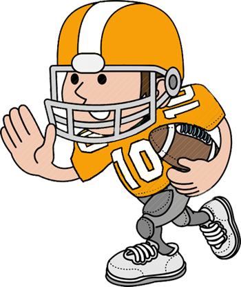 350x416 Youth Football Clipart Amp Youth Football Clip Art Images