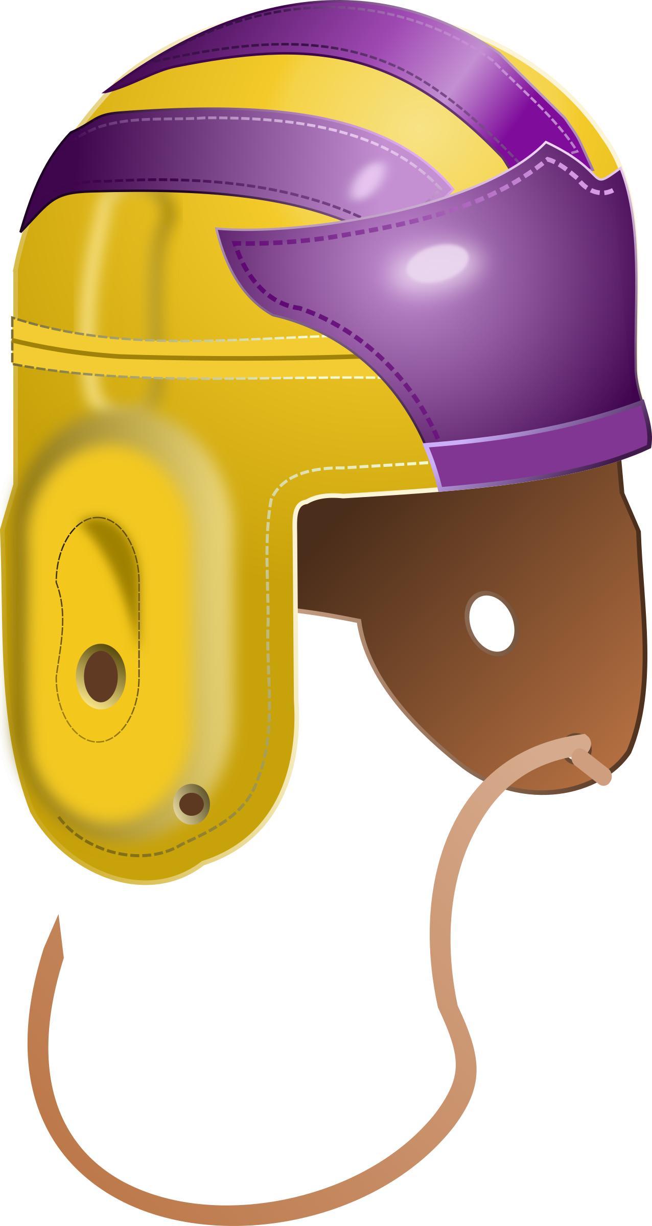 College Football Helmets Clipart