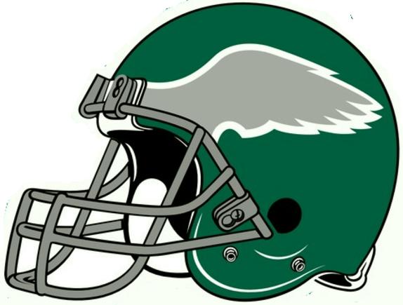 574x435 Eagles Helmet Clipart