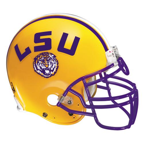 512x512 Lsu Football Helmet Clipart