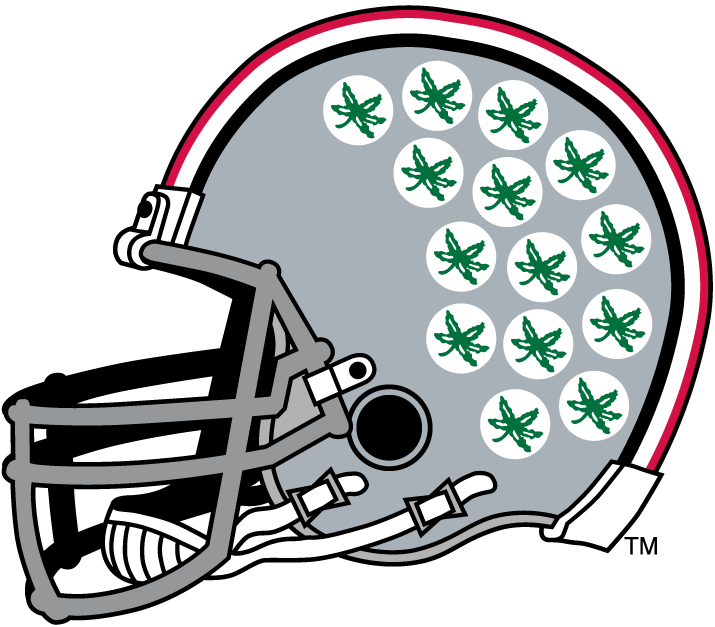 715x627 Ohio State Buckeyes Helmet Logo