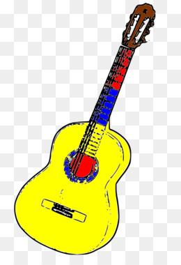 260x380 Colombia Acoustic Guitar Clip Art