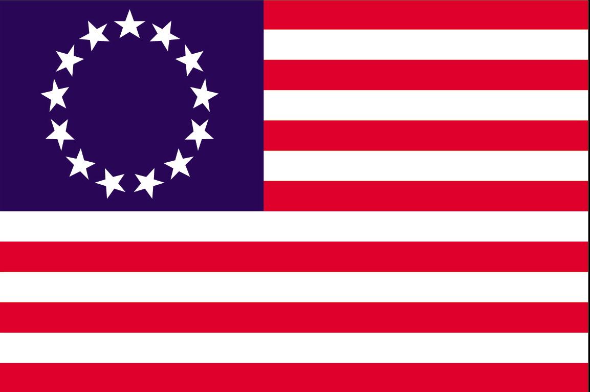 1153x766 Colonial Flag Clip Art