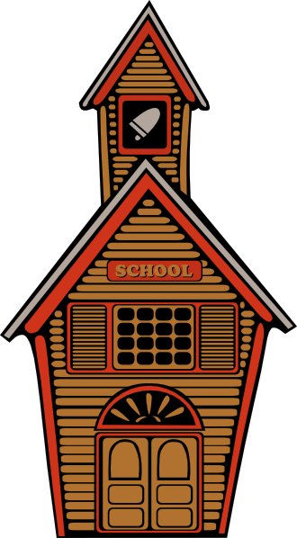 330x598 Colonial Home Cliparts