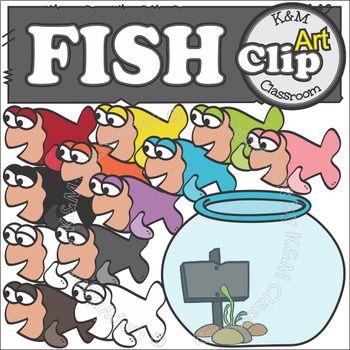 350x350 Fish Clipart Clip Art And Classroom Clipart