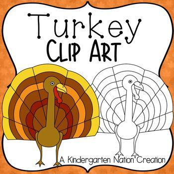 350x350 Turkey Clipart Worksheets