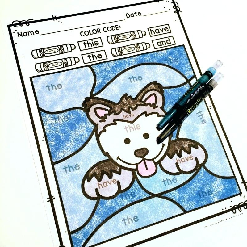 800x800 Iditarod Coloring Pages