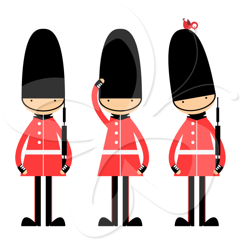 800x800 Collection Of Buckingham Palace Guards Clipart High Quality