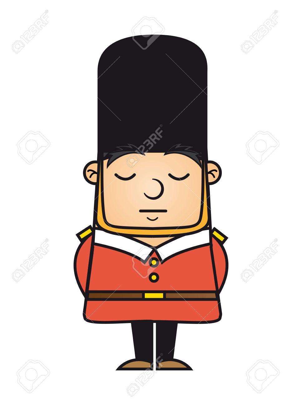968x1300 Royal Guards Clipart London Guard