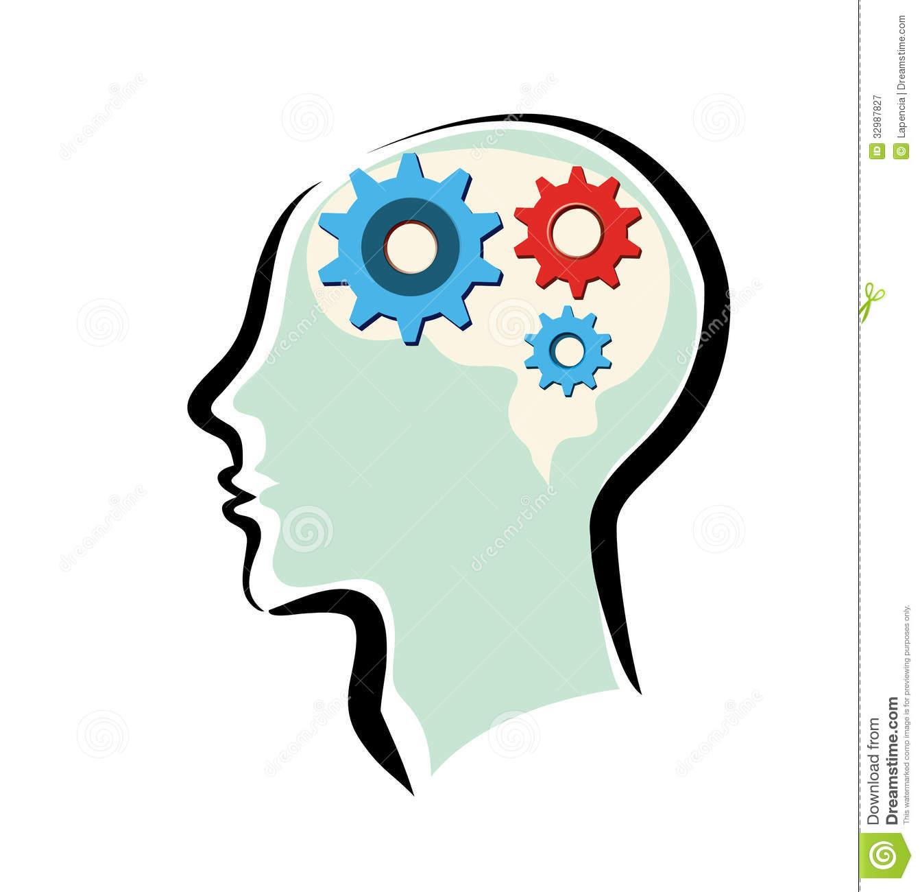 1342x1300 Man And Brain Clipart Clip Art At Clker Com Vector Online Royalty
