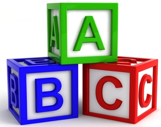 534x423 Toy Clipart Abc Block Pencil And In Color Clip Art Alphabet