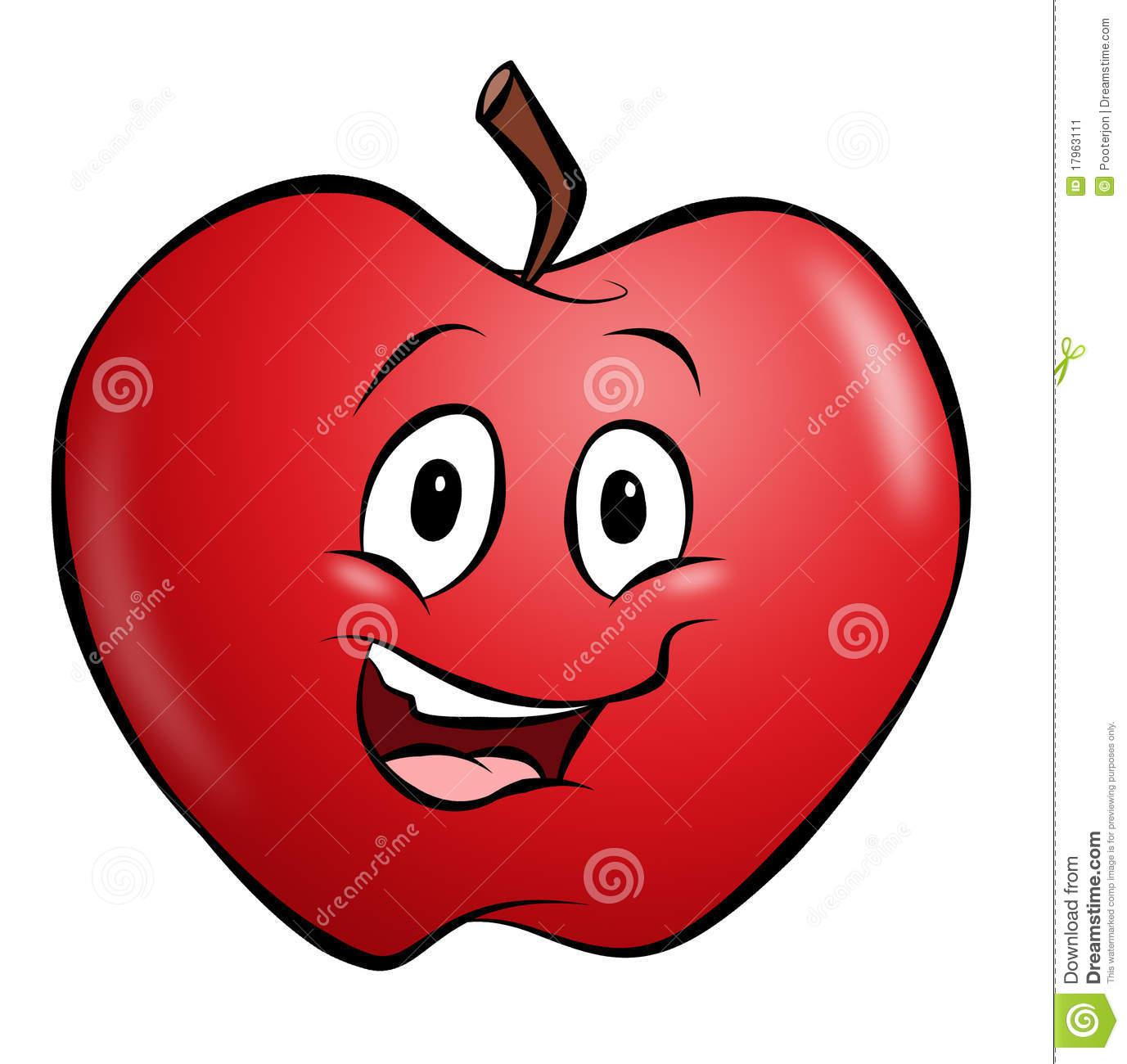1377x1300 Apple Clipart Smiley