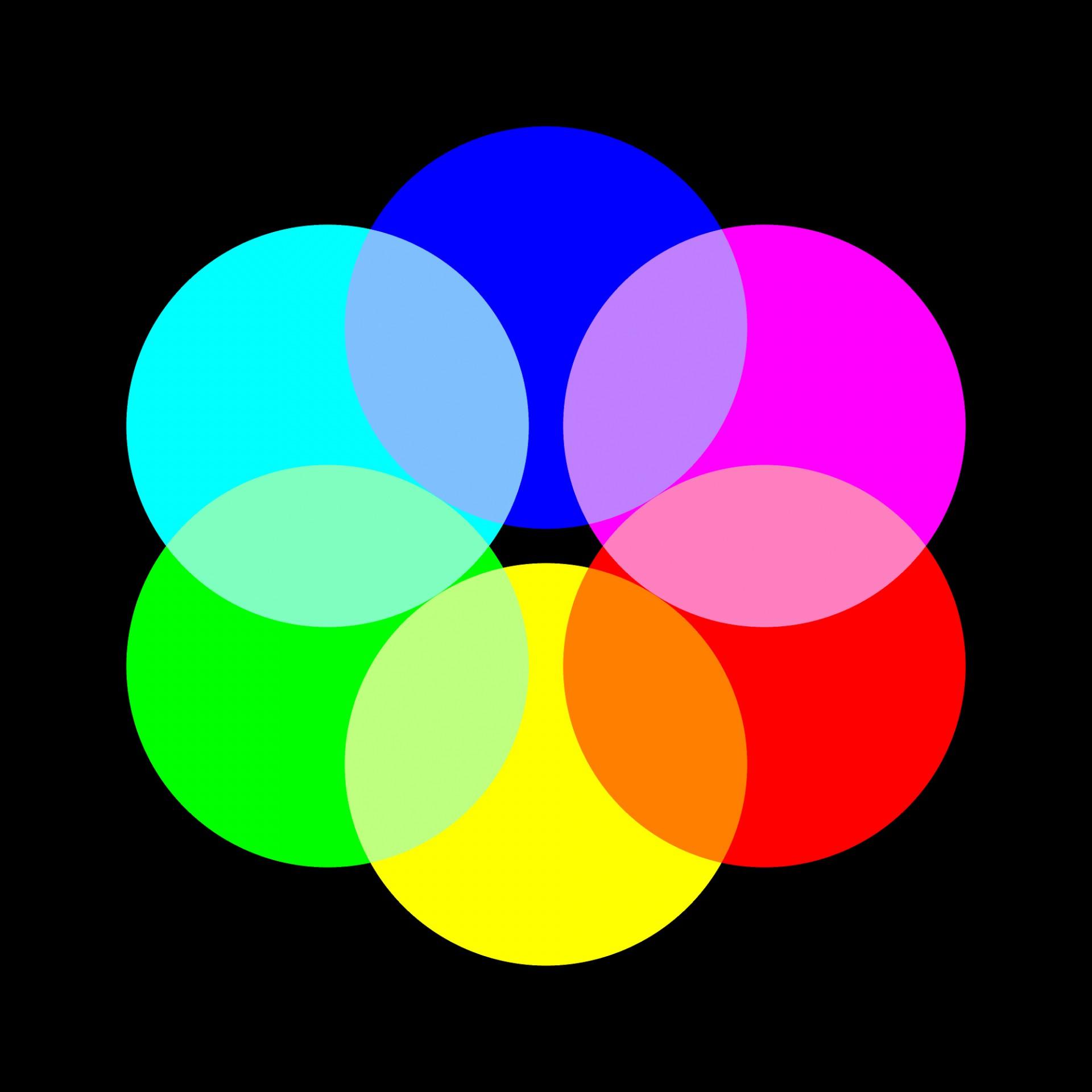 1920x1920 Color Circle Cliparts
