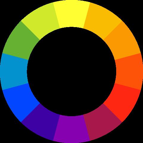 480x480 Color Chart Circle