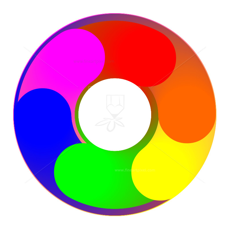Color Wheel Clipart At Getdrawings Com Free For Personal Use Color