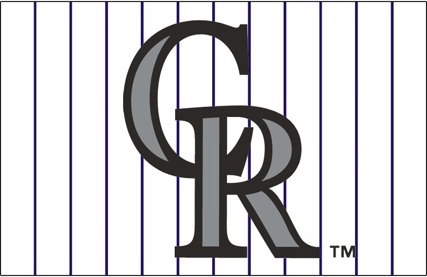 843x547 Colorado Rockies Jersey Logo