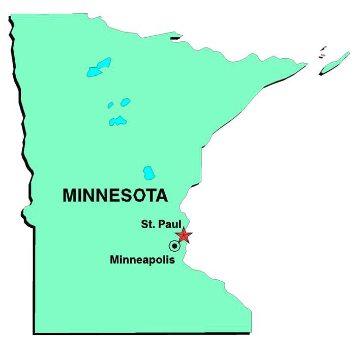 704x683 Minnesota Clipart Gallery Images)