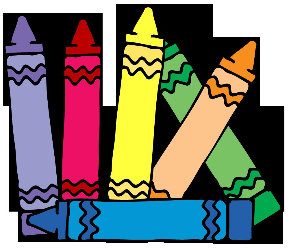 1000x858 Crayola Clipart