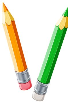 236x363 Colored Pencils And Paint Brush Clip Art