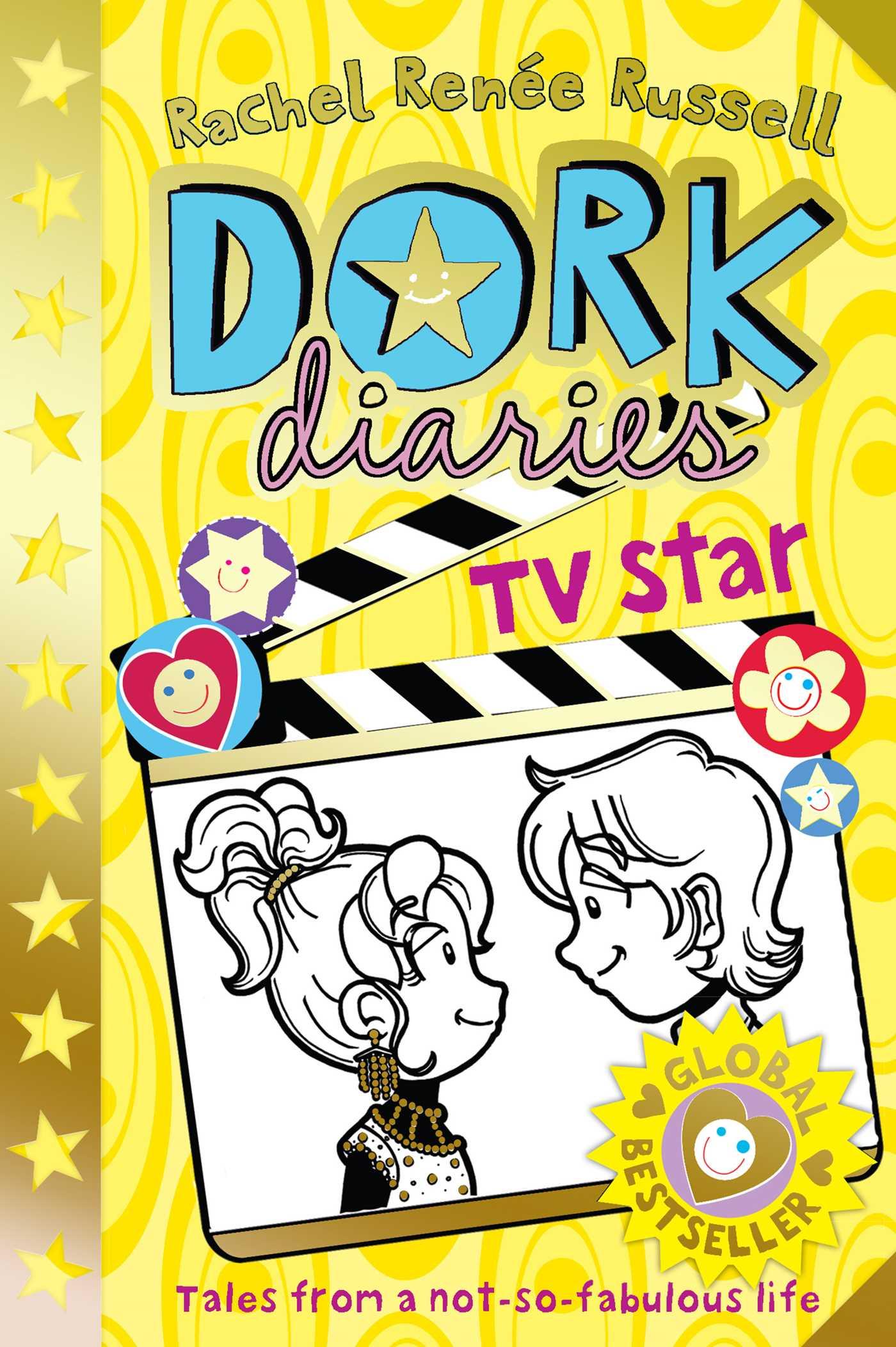 1400x2104 Dork Diaries Tv Star Book By Rachel Renee Russell Official