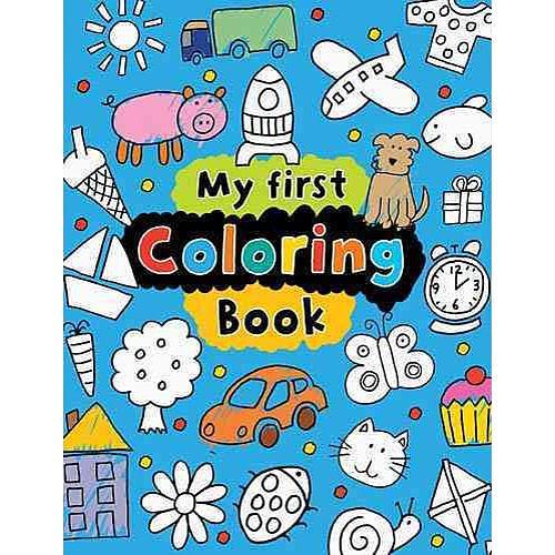 500x500 My Coloring Book Coloring Book Cover Coloring Page Crayolacom