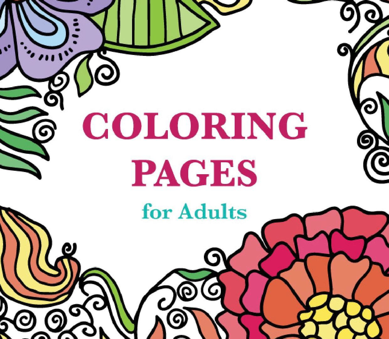 1240x1080 Freetable Coloring Book Fall Bookmarks For Adults Books Pdf