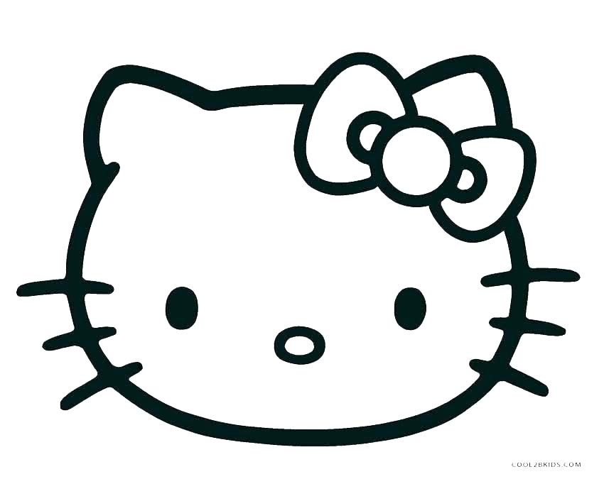 850x675 Hello Kitty Coloring Book Also Beautiful Hello Kitty Coloring