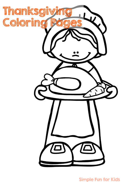 467x700 Thanksgiving Coloring Pages