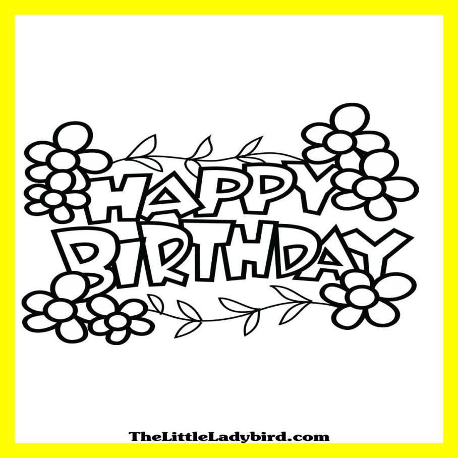 908x908 Lavishly Happy Birthday Uncle Coloring Pages Page For Dringrames