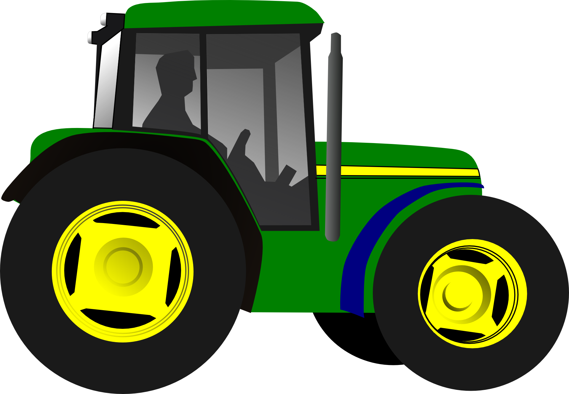 1920x1330 John Deere Tractor Agriculture Clip Art