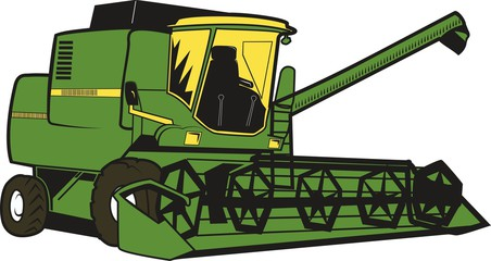 452x240 Combine Harvester Photos, Royalty Free Images, Graphics, Vectors