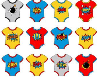 340x270 Superhero Clipart Comic Book Clip Art Comic Text By Yarkodesign