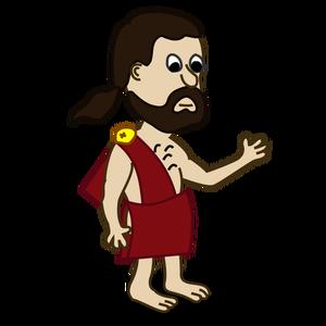 300x300 7913 Cartoon Character Clip Art Images Public Domain Vectors