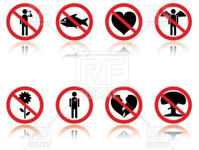 400x301 Funny Prohibition Signs
