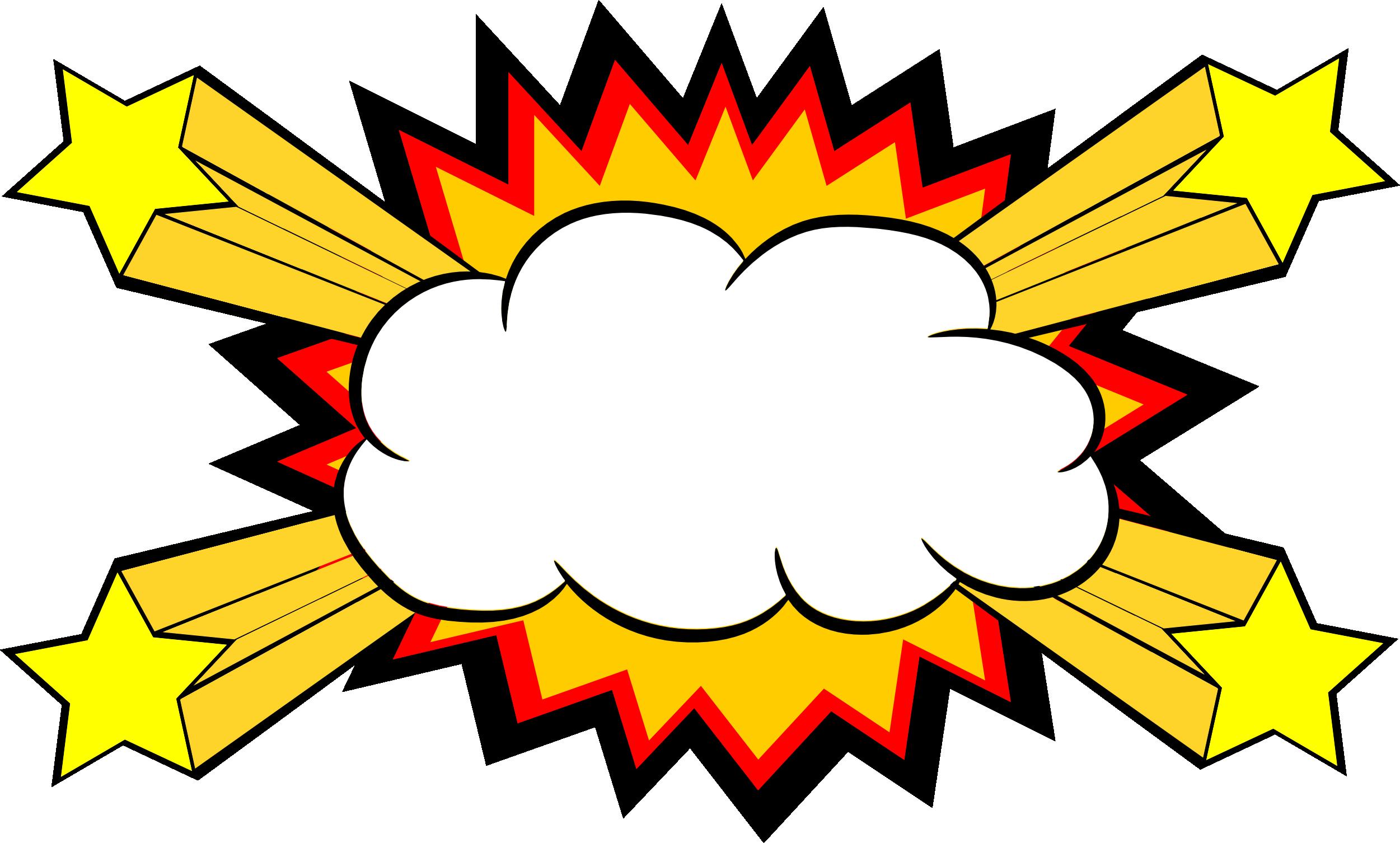 2501x1506 Bubble Clipart Explosion