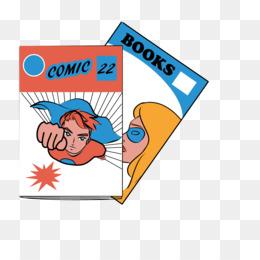 260x260 Cartoon Comic Book Clip Art