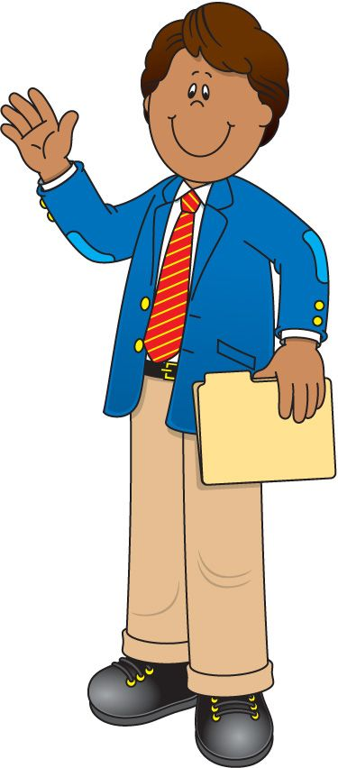 375x852 Community Helpers Clipart
