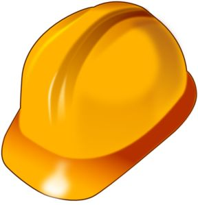 288x299 Hard Hat 4 Clip Art