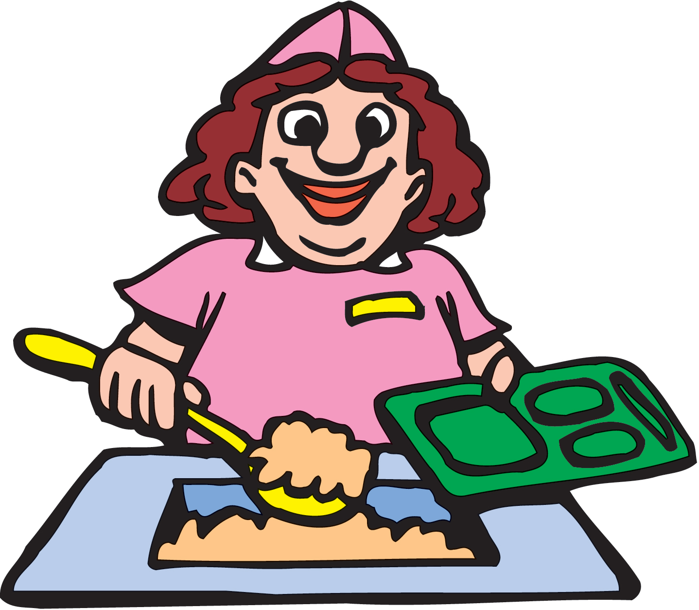 1438x1254 Community Helpers Clipart Construction Worker Clipart Clipart