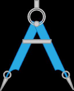 258x319 Compass Clip Art