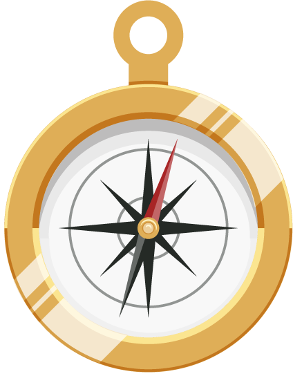 424x544 Compass Free To Use Clip Art 2