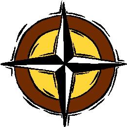 261x261 Free Compass Clip Art Pictures Clipartix