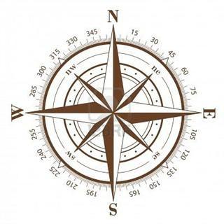 320x320 Bing Compass Rose Ink Ideas Compass Rose