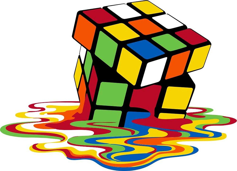 1500x1080 Cube Clipart Rubix Cube